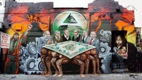Corbyn Mural
