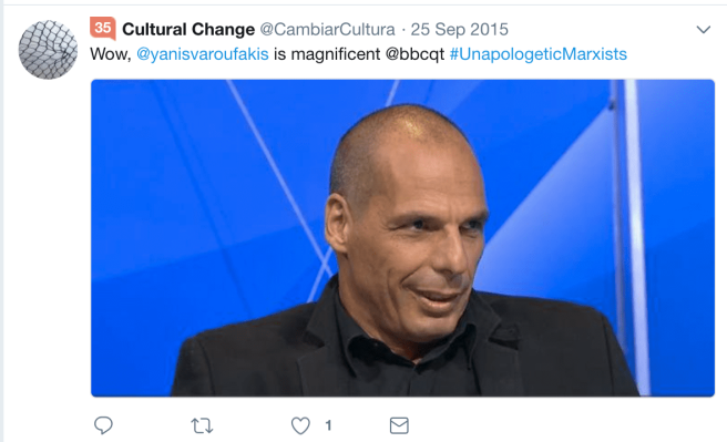 Marxist tweets