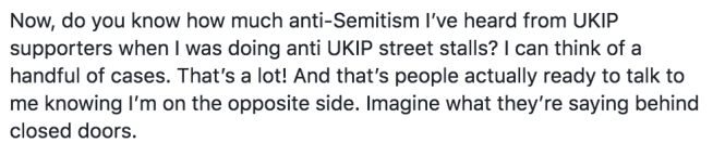 Whataboutery UKIP