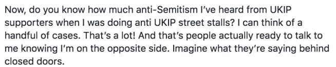 Whataboutery UKIP